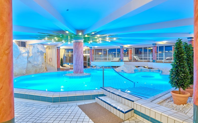 Thermenhotel Viktoria 2 Nächte All Inclusive
